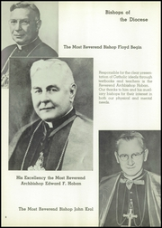 Page 12, 1958 Edition, St Marys High School - Bluebook Yearbook (Akron, OH) online yearbook collection