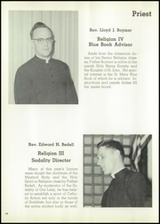 Page 14, 1958 Edition, St Marys High School - Bluebook Yearbook (Akron, OH) online yearbook collection