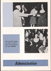 Page 11, 1965 Edition, St Marys High School - Bluebook Yearbook (Akron, OH) online yearbook collection