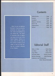 Page 7, 1965 Edition, St Marys High School - Bluebook Yearbook (Akron, OH) online yearbook collection