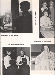 Page 9, 1965 Edition, St Marys High School - Bluebook Yearbook (Akron, OH) online yearbook collection