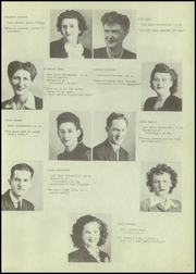 Page 15, 1945 Edition, Smithfield High School - Smithonian Yearbook (Smithfield, OH) online yearbook collection