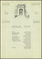 Page 7, 1945 Edition, Smithfield High School - Smithonian Yearbook (Smithfield, OH) online yearbook collection