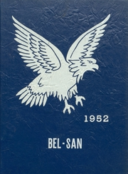 Page 1, 1952 Edition, Belmont High School - Bel San Yearbook (Belmont, OH) online yearbook collection