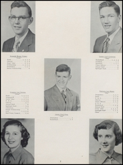 Page 11, 1952 Edition, Belmont High School - Bel San Yearbook (Belmont, OH) online yearbook collection