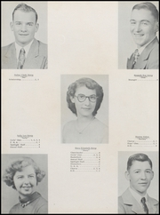 Page 12, 1952 Edition, Belmont High School - Bel San Yearbook (Belmont, OH) online yearbook collection