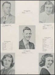 Page 13, 1952 Edition, Belmont High School - Bel San Yearbook (Belmont, OH) online yearbook collection