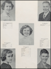 Page 14, 1952 Edition, Belmont High School - Bel San Yearbook (Belmont, OH) online yearbook collection