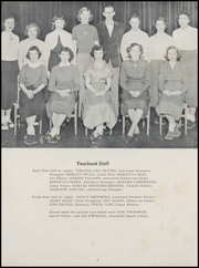 Page 5, 1952 Edition, Belmont High School - Bel San Yearbook (Belmont, OH) online yearbook collection