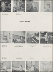 Page 7, 1952 Edition, Belmont High School - Bel San Yearbook (Belmont, OH) online yearbook collection