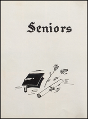 Page 8, 1952 Edition, Belmont High School - Bel San Yearbook (Belmont, OH) online yearbook collection