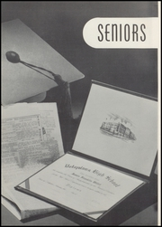 Page 10, 1956 Edition, Belmont High School - Bel San Yearbook (Belmont, OH) online yearbook collection