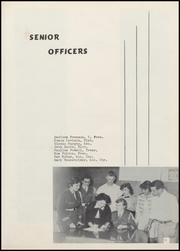 Page 11, 1956 Edition, Belmont High School - Bel San Yearbook (Belmont, OH) online yearbook collection