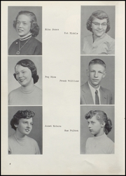 Page 12, 1956 Edition, Belmont High School - Bel San Yearbook (Belmont, OH) online yearbook collection