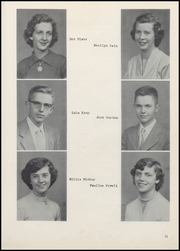 Page 15, 1956 Edition, Belmont High School - Bel San Yearbook (Belmont, OH) online yearbook collection