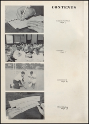 Page 6, 1956 Edition, Belmont High School - Bel San Yearbook (Belmont, OH) online yearbook collection