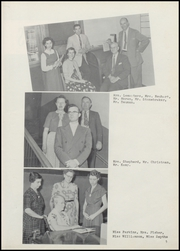 Page 9, 1956 Edition, Belmont High School - Bel San Yearbook (Belmont, OH) online yearbook collection
