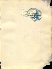 Page 5, 1925 Edition, South High School - Pot O Gold Yearbook (Lima, OH) online yearbook collection