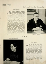 Page 13, 1934 Edition, South High School - Pot O Gold Yearbook (Lima, OH) online yearbook collection