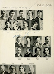 Page 14, 1934 Edition, South High School - Pot O Gold Yearbook (Lima, OH) online yearbook collection