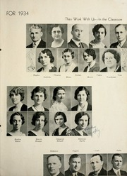 Page 15, 1934 Edition, South High School - Pot O Gold Yearbook (Lima, OH) online yearbook collection