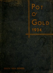 Page 5, 1934 Edition, South High School - Pot O Gold Yearbook (Lima, OH) online yearbook collection