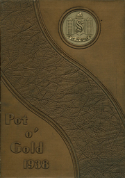 1938 Edition, South High School - Pot O Gold Yearbook (Lima, OH)