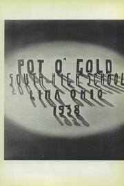 Page 7, 1938 Edition, South High School - Pot O Gold Yearbook (Lima, OH) online yearbook collection