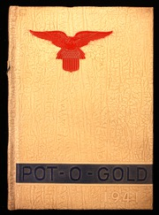 1940 Edition, South High School - Pot O Gold Yearbook (Lima, OH)