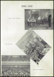 Page 11, 1941 Edition, South High School - Pot O Gold Yearbook (Lima, OH) online yearbook collection