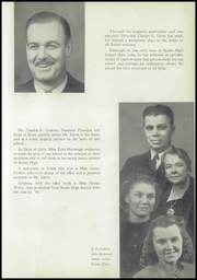 Page 15, 1941 Edition, South High School - Pot O Gold Yearbook (Lima, OH) online yearbook collection