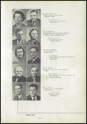 Page 17, 1941 Edition, South High School - Pot O Gold Yearbook (Lima, OH) online yearbook collection