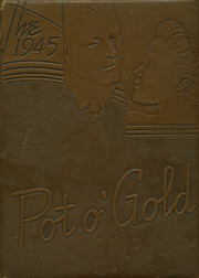 1945 Edition, South High School - Pot O Gold Yearbook (Lima, OH)
