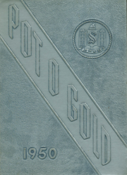 1950 Edition, South High School - Pot O Gold Yearbook (Lima, OH)