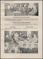 Page 13, 1952 Edition, South High School - Pot O Gold Yearbook (Lima, OH) online yearbook collection