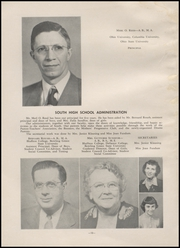 Page 14, 1952 Edition, South High School - Pot O Gold Yearbook (Lima, OH) online yearbook collection