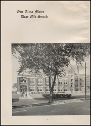 Page 6, 1952 Edition, South High School - Pot O Gold Yearbook (Lima, OH) online yearbook collection