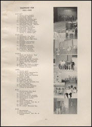 Page 9, 1952 Edition, South High School - Pot O Gold Yearbook (Lima, OH) online yearbook collection