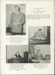 Page 14, 1953 Edition, South High School - Pot O Gold Yearbook (Lima, OH) online yearbook collection