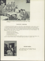 Page 15, 1953 Edition, South High School - Pot O Gold Yearbook (Lima, OH) online yearbook collection