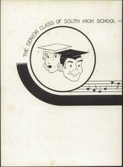 Page 6, 1953 Edition, South High School - Pot O Gold Yearbook (Lima, OH) online yearbook collection