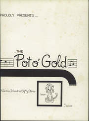 Page 7, 1953 Edition, South High School - Pot O Gold Yearbook (Lima, OH) online yearbook collection