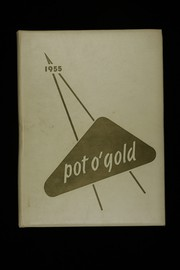 1955 Edition, South High School - Pot O Gold Yearbook (Lima, OH)