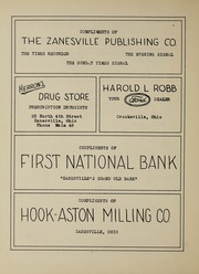 Page 60, 1938 Edition, Roseville High School - Rosette Yearbook (Roseville, OH) online yearbook collection
