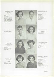 Page 19, 1950 Edition, Roseville High School - Rosette Yearbook (Roseville, OH) online yearbook collection