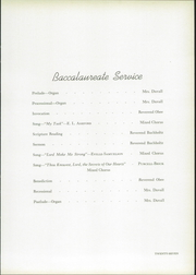 Page 31, 1950 Edition, Roseville High School - Rosette Yearbook (Roseville, OH) online yearbook collection