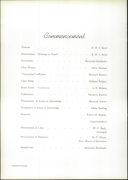 Page 32, 1950 Edition, Roseville High School - Rosette Yearbook (Roseville, OH) online yearbook collection