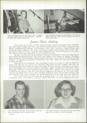 Page 34, 1950 Edition, Roseville High School - Rosette Yearbook (Roseville, OH) online yearbook collection