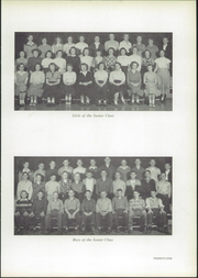 Page 35, 1950 Edition, Roseville High School - Rosette Yearbook (Roseville, OH) online yearbook collection