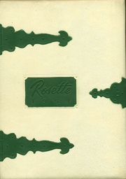 Roseville High School - Rosette Yearbook (Roseville, OH) online yearbook collection, 1951 Edition, Page 1